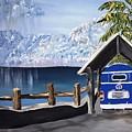My Van In The Rain by K J Gordon