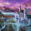 Mystery Castle by David Lloyd Glover