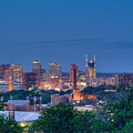 Nashville By Night 1 by Douglas Barnett