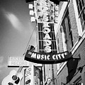 nashville crossroads music city ernest tubbs record shop on broadway downtown Nashville Tennessee US by Joe Fox