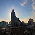 Nashville Skyline by Susanne Van Hulst
