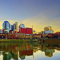 Nashville Tennessee by Steven  Michael