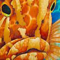 Nassau Grouper  by Daniel Jean-Baptiste