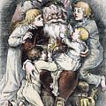 Nast: Christmas, 1879 by Granger