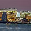 Nationals Park - Baseball Stadium - Washington Dc by Brendan Reals