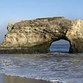 Natural Bridges State Park - Santa Cruz - California by Brendan Reals