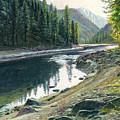 Near Horse Creek by Steve Spencer