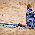 Never Too Young To Surf by Denis Dore