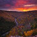 Neverending Autumn by Joseph Rossbach