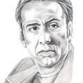 Nicolas Cage by Murphy Elliott
