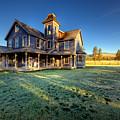 Nicolas Haunted House II by Paul W Sharpe Aka Wizard of Wonders