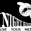 Night Raider Ww2 Malaria Poster by War Is Hell Store