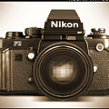Nikon F3 Hp by Mike McGlothlen