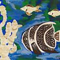Noah's Aquarium by Marsha Heiken