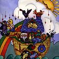 Noah's Ark by Patricia Halstead