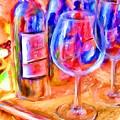North Carolina Wine by Marilyn Sholin