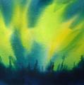 Northern Lights I by Kathy Braud
