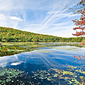 Northern New Jersey Lake by Ryan Kelly
