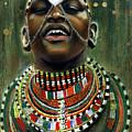 Nubian Dream by Gary Williams