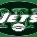 Ny Jets Fantasy by Paul Ward