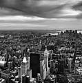 Nyc Manhattan Panorama by Nina Papiorek
