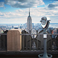 Nyc Viewpoint by Nina Papiorek