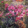 Olbrich Garden Series -  Garden 1    by Lisa Konkol