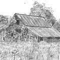 Old Barn 4 by Barry Jones