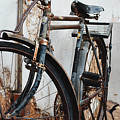 Old Bike II by Robert Meanor