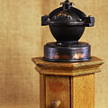 Old Coffee Grinder by Falko Follert