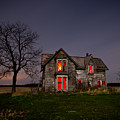 Old Farm House by Cale Best