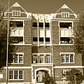 Old Hattiesburg High School by Wayne Archer
