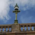 Old London Bridge - Az by Carol  Eliassen