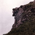 Old Man Of The Mountain by Wayne Toutaint