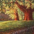 Old Neighbors by Elaine Farmer