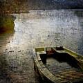 Old Sunken Boat. by Bernard Jaubert