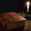 Old Tome Still Life II by Tom Mc Nemar