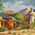 Old Tucson by Marilyn Smith