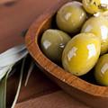 Olive Bowl by Jane Rix