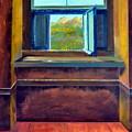 Open Window by Michelle Calkins
