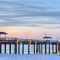 Orange Beach Pier by JC Findley