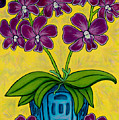 Orchid Delight by Lisa  Lorenz