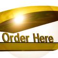 Order Up by Karen M Scovill