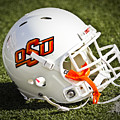 Osu Football Helmet by Replay Photos