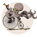 Otto's Sweet Ride by Brian Kesinger