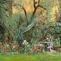 Our Little Garden by Guido Borelli