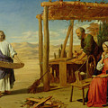 Our Saviour Subject To His Parents At Nazareth by John Rogers Herbert