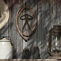 Out In The Barn IIi by Tom Mc Nemar