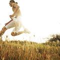 Outdoor Jogging II by Brandon Tabiolo - Printscapes