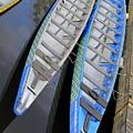 Outrigger Canoe Boats by Ben and Raisa Gertsberg